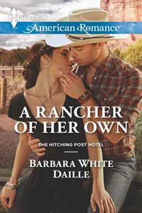 A Rancher of her Own by @BarbaraWDaille #RLFblog #contemporaryromance