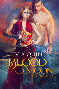 Blood Moon by Livia Quinn @liviaquinn #RLFblog #paranormal