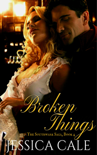 Broken Things by Jessica Cale @JessicaCale #RLFblog #Historical #Romance