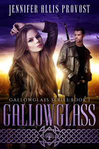 Gallowglass by Jennifer Allis Provost @parthalan #RLFblog #urbanfantasy