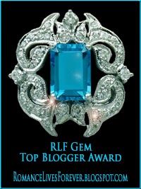 RLF Gem Top Blogger Award