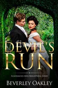 Devil's Run by Beverley Oakley @BeverleyOakley #RLFblog #HistoricalRomance