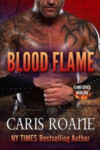 Blood Flame by Caris Roane @CarisRoane #RLFblog #ParanomalRomance