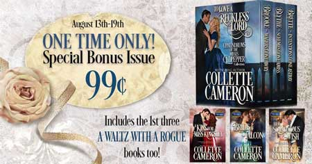 Is It True: To Love a Reckless Lord Bonus Edition by Collette Cameron @Collette_Author #RLFblog #historicalromance