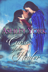 Curse of the Healer by Ashley York @ashleyyork1066 #RLFblog #historical #romance
