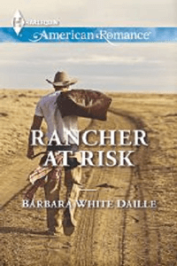 Rancher at Risk by @BarbaraWDaille #RLFblog #contemporary #romance
