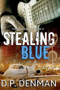 Stealing Blue by DP Denman @dpdenman #RLFblog #GayRomance