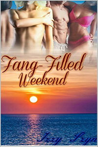 Fang-Filled Weekend by @izzySzyn #RLFblog #Vampire