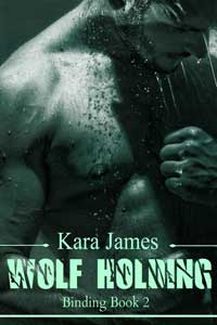 Wolf Holding by Kara James @KaraJames_Autho #RLFblog #PNR