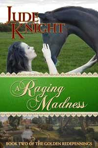 Jude Knight: A Raging Madness @JudeKnightBooks #RLFblog #historical