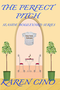 The Perfect Pitch by Karen Cino @karencino #RLFblog #suspense
