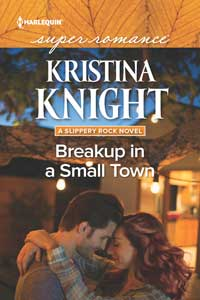 Breakup in a Small Town by Kristina Knight @AuthorKristina #RLFblog #contemporary