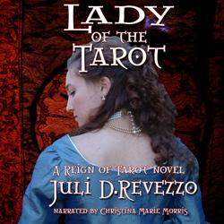 Lady of the Tarot by Juli D Revezzo @julidrevezzo #RLFblog #pnr #audiobook