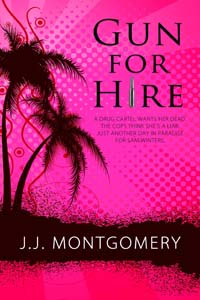 Gun for Hire by JJ Montgomery @j_j_montgomery #RLFblog #RomanticSuspense