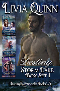 Storm Lake Boxed Set by Livia Quinn @liviaquinn #RLFblog #paranormal