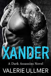 Xander (A Dark Assassin Novel #3) by Valerie Ullmer @valerieullmer #RLFblog #PNR