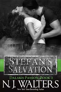 Stefan's Salvation by NJ Walters @njwaltersauthor #RLFblog #PNR
